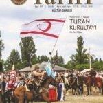 Türk Dünyası Tarih Kültür Dergisi – Eylül 2016