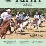 Türk Dünyası Tarih Kültür Dergisi – Ekim 2016