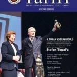 Türk Dünyası Tarih Kültür Dergisi – Ocak 2017