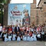 21. Türk Dünyası Çocuk Şölenimizin İlk Dönüş Yapan Topluluğunu Teşekkürlerle Uğurladık
