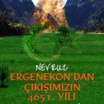 Ergenekon'dan Çıkışımızın 4651. Yıldönümü / Nevruz Bayramı Kutlu Olsun!