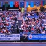 Türk Çocuklarının Büyük Şölen Gösterisi