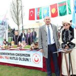 Ergenekon'dan Çıkışımızın 4654. Yıldönümünü / Nevruz Bayramını Kutladık