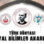 Türk Dünyası Sosyal Bilimler Akademisi