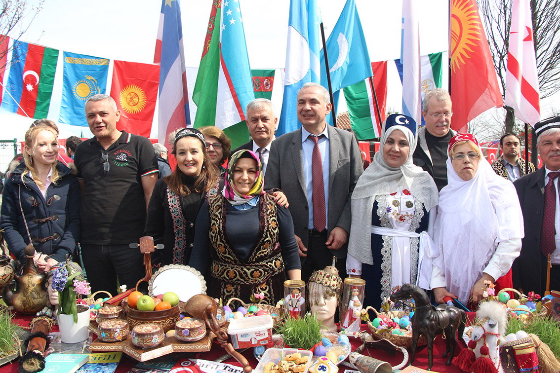Nevruz / Ergenekon'dan Çıkışımızın 4655. Yıldönümü Kutlama Programı