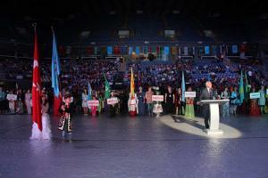 20. Türk Dünyası Çocuk Şöleni Büyük Gösterisi