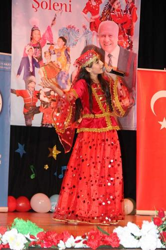 22. Türk Dünyası Çocuk Şöleni - 13. Türk Dünyası Ses Yarışması