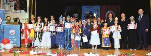 22. Türk Dünyası Çocuk Şöleni-3