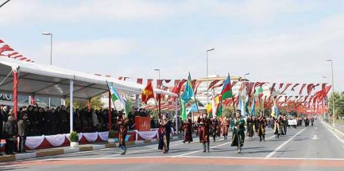 cumh-Cumhuriyet Bayramımızın 93. Yıldönümünü Coşkuyla Kutladık25