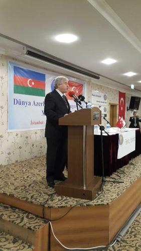 Dünya Azerbaycanlıları Kongresi Gerçekleşti