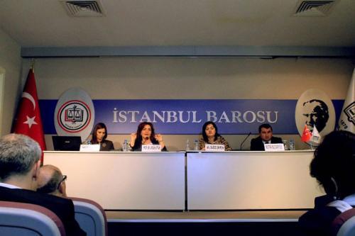 İstanbul Barosunun Hocalı Soykırımı Paneline Katıldık