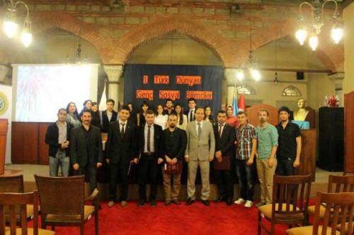 1. Türk Dünyası Genç Sosyal Bilimciler Kongresi Sonuçlanmıştır