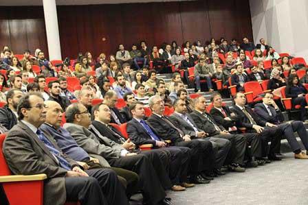 Gençlik Kolları - Vefatının 100. Yılında İsmail Gaspıralı Konferansları - 1