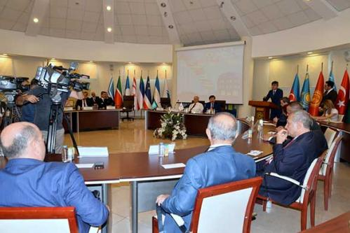 Genel Başkanımız Közhan Yazgan'a TÜRKSOY'dan Ödül