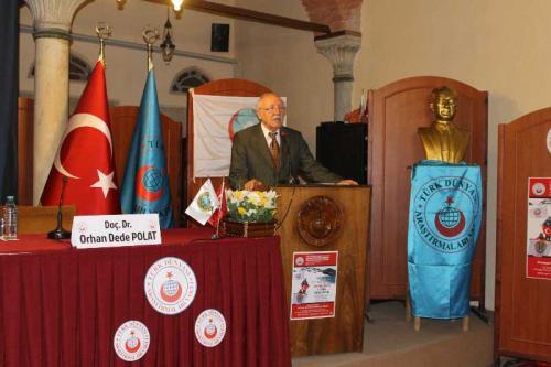 Turan Kültür Merkezi - Antarktika'ya 1. Türk Bilim Seferi