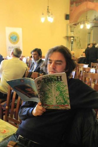 Turan Kültür Merkezi - Doğu İpek Yolunda Seyahat
