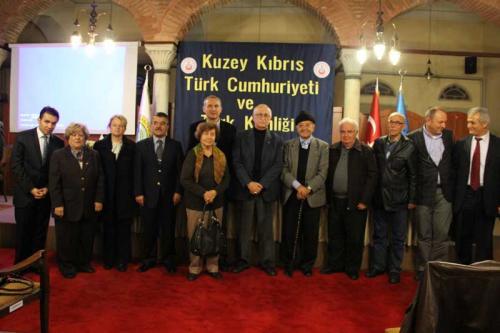 Turan Kültür Merkezi - Kuzey Kıbrıs Türk Cumhuriyeti ve Türk Kimliği