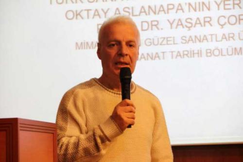 Turan Kültür Merkezi - Oktay Aslanapa'yı Andık
