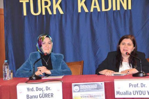 Turan Kültür Merkezi - Tarih Boyunca Türk Kadını