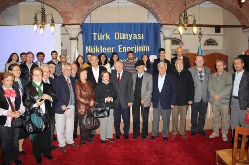 Turan Kültür Merkezi - Türk Dünyası Nükleer Enerjinin Neresinde