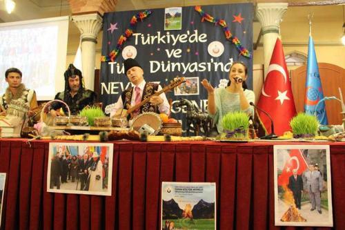 Turan Kültür Merkezi - Türk Dünyasında Nevruz - Ergenekon Coşkusu