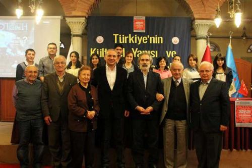 Turan Kültür Merkezi - Türkiye'nin Kültürel Yapısı ve Kimlik Tartışmaları