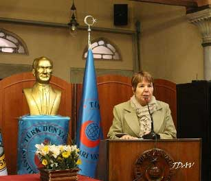 Turan Kültür Merkezi - Güney Sibirya Türklüğü