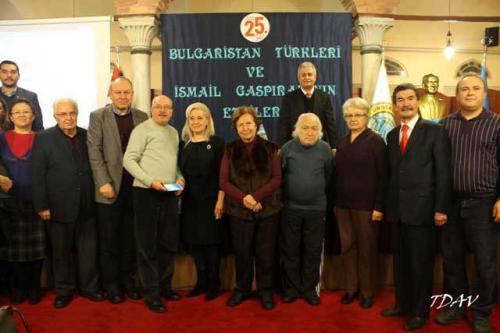 Turan Kültür Merkezi - Bulgaristan Türkleri ve İsmail Gaspıralı'nın Etkileri
