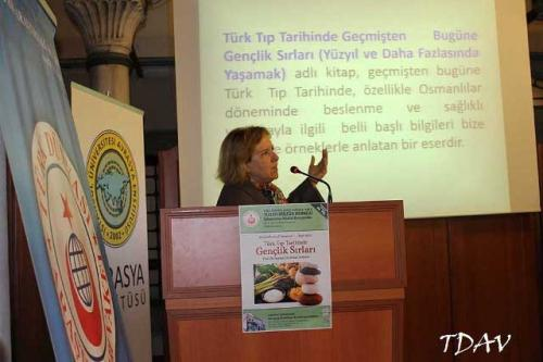 Turan Kültür Merkezi - Türk Tıp Tarihinde Gençlik Sırları