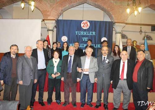 Turan Kültür Merkezi - Türkler ve Müslümanlık