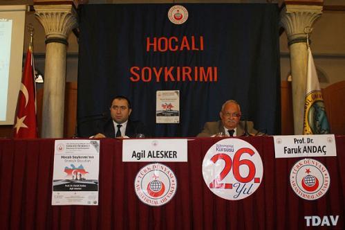 Turan Kültür Merkezi - Hocalı Soykırımı'nın Stratejik Boyutları