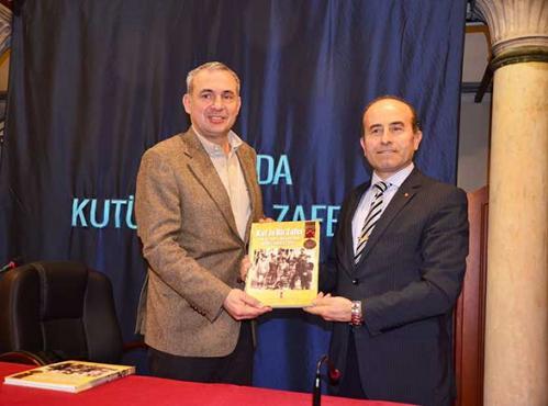 Turan Kültür Merkezi - 101. Yılında Kutülamare Zaferi