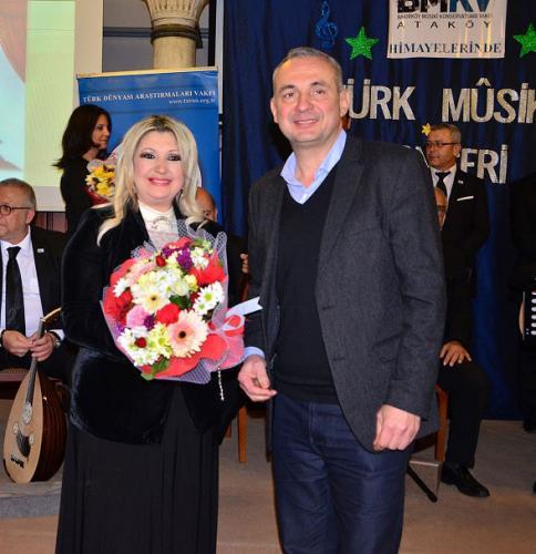 Turan Kültür Merkezi - 2016 Yılını Türk Musikisi Konserimizle Uğurladık