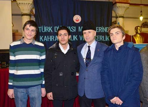 Turan Kültür Merkezi - Türk Dünyası Müziklerinde Kahramanlık ve Askerlik