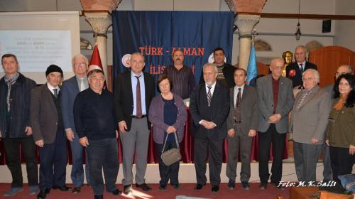 Turan Kültür Merkezi - Almanya Penceresinden Türk-Alman İlişkileri