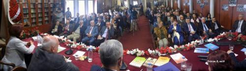 Turan Kültür Merkezi - Prof.Dr. Gülçin Çandarlıoğlu'na Saygı Günü