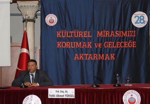 Turan Kültür Merkezi - Türk Dünyası Kültürel Mirasının Korunması ve Geleceğe Aktarılması