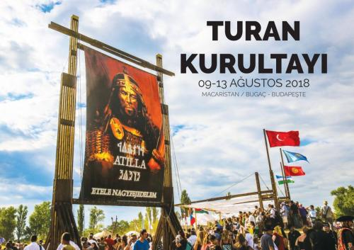 Turan Kurultayı 2018