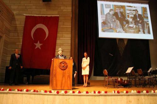 Prof. Dr. Turan Yazgan'ı Anma Programı 2013